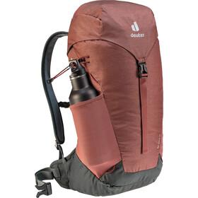 deuter AC Lite 16 Backpack redwood/ivy